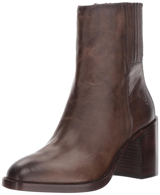 FRYE Women's Pia Short Chelsea Boot B06WCZP7FQ 8.5 B(M) US|Slate