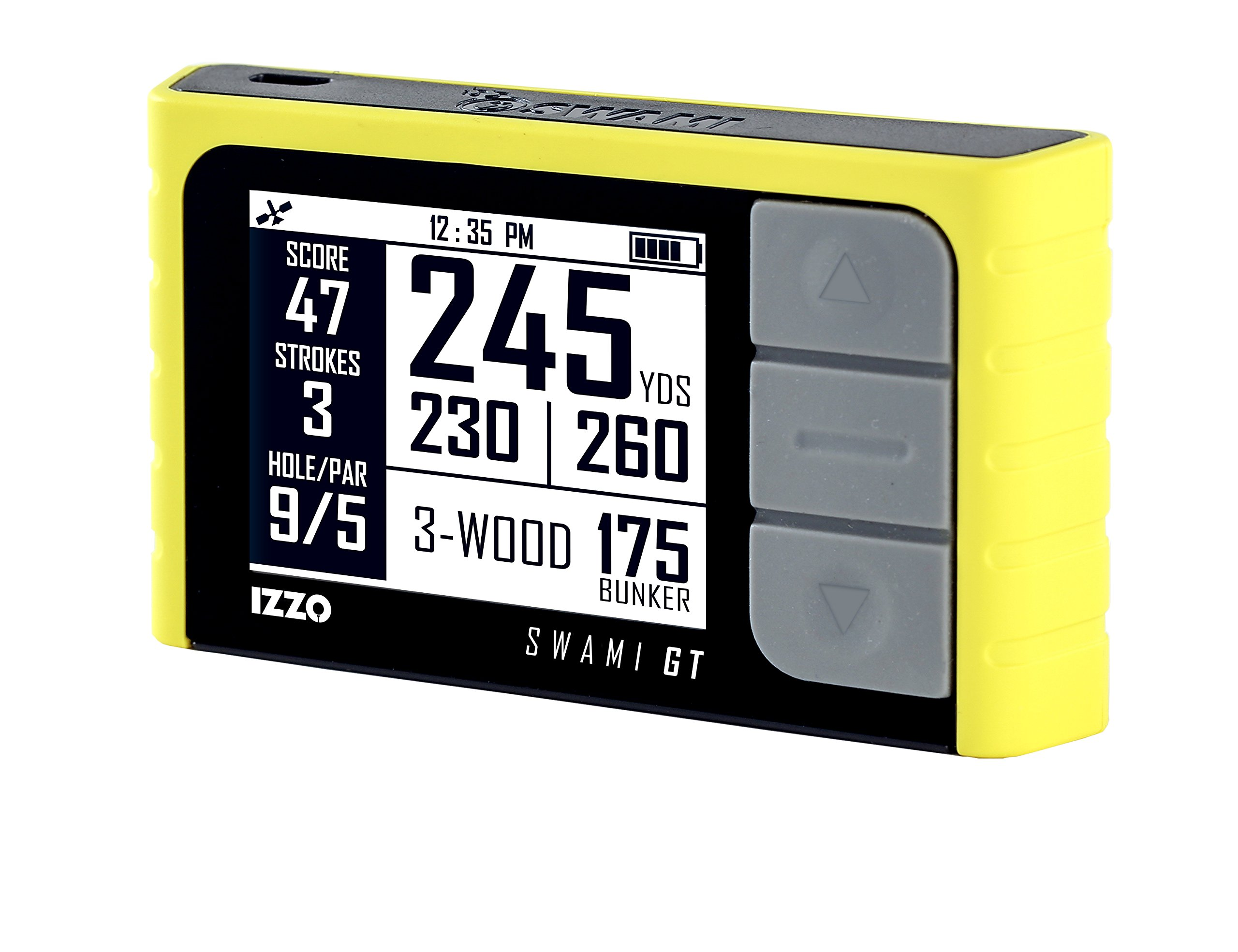 IZZO Golf Swami GT Game Tracker & GPS Tracking Device by IZZO Golf