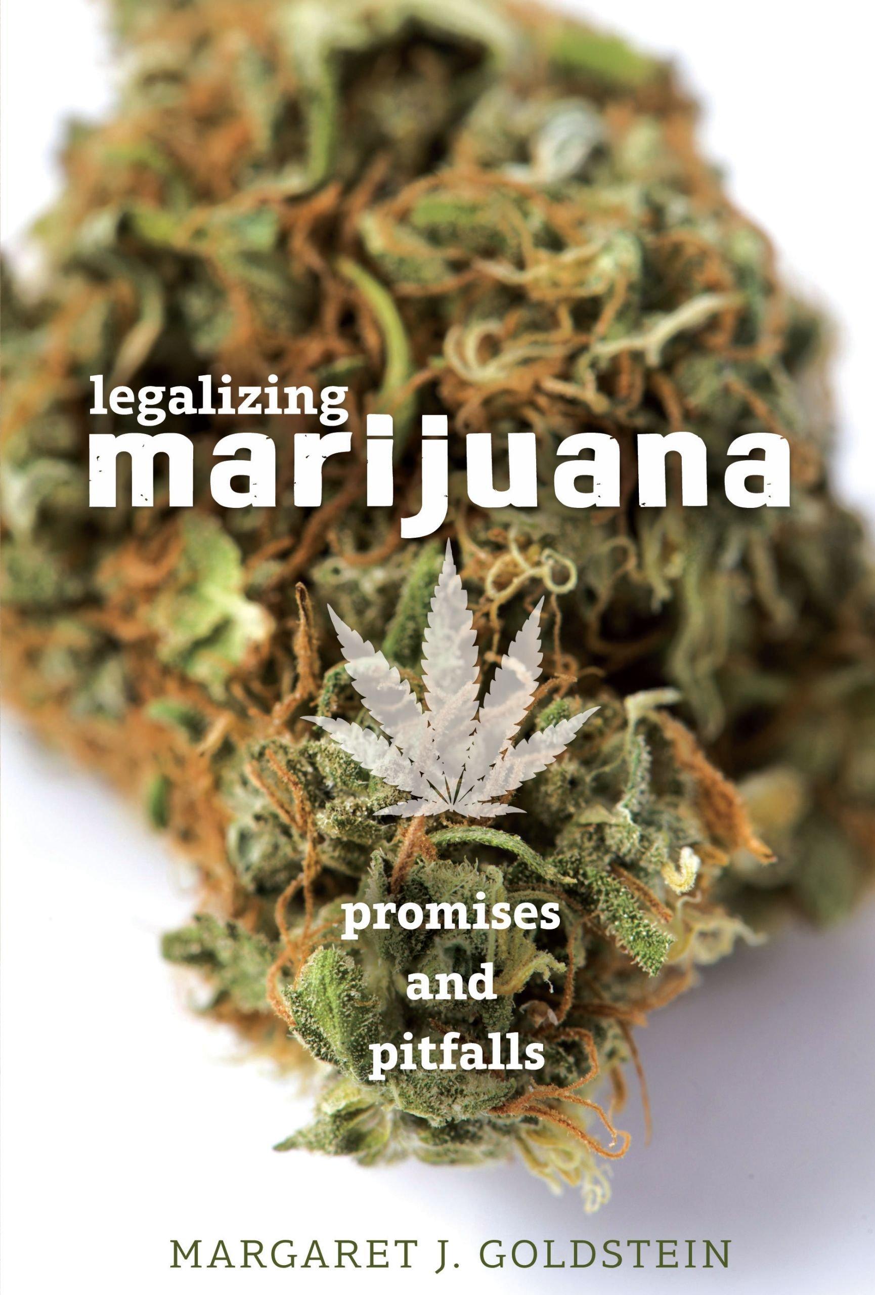 Amazon.com: Legalizing Marijuana: Promises and Pitfalls ...