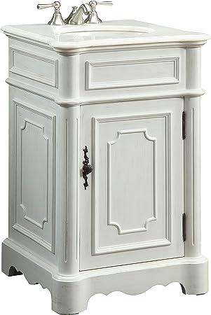 21 Powder Room Special Teega Sm Bathroom Sink Vanity Cf 3006w Aw Amazon Com