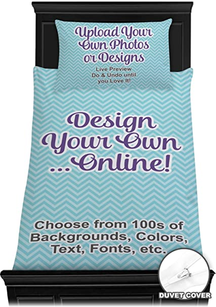 Amazoncom Rnk Shops Design Your Own Duvet Cover Set Toddler