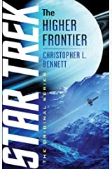 The Higher Frontier (Star Trek: The Original Series) Kindle Edition