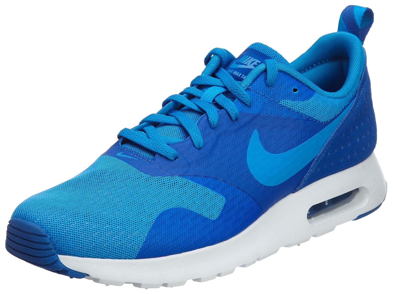 Nike Air Max TAVAS Essential 725073 Blau Blau 400 Sneaker  42 EU Blau (Blau-wei?)