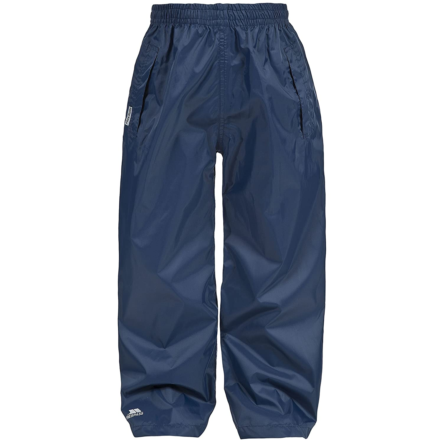 Trespass Childrens/Kids Unisex Packup Trouser Waterproof Packaway Trousers