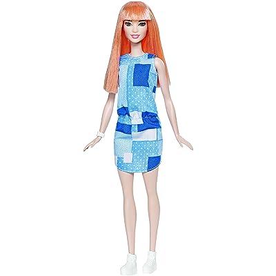 Barbie Fashionistas Doll 60 Patchwork Denim: Toys & Games