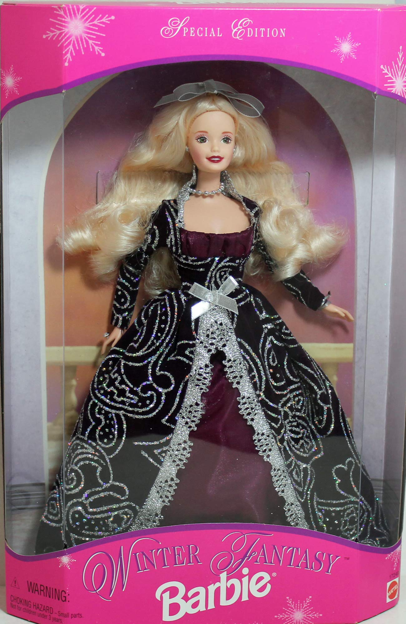 Barbie 1996 Winter Fantasy 2 Blonde Sam S Club Exclusive Buy Online In Bahamas Barbie Products In Bahamas See Prices Reviews And Free Delivery Over Bsd80 Desertcart
