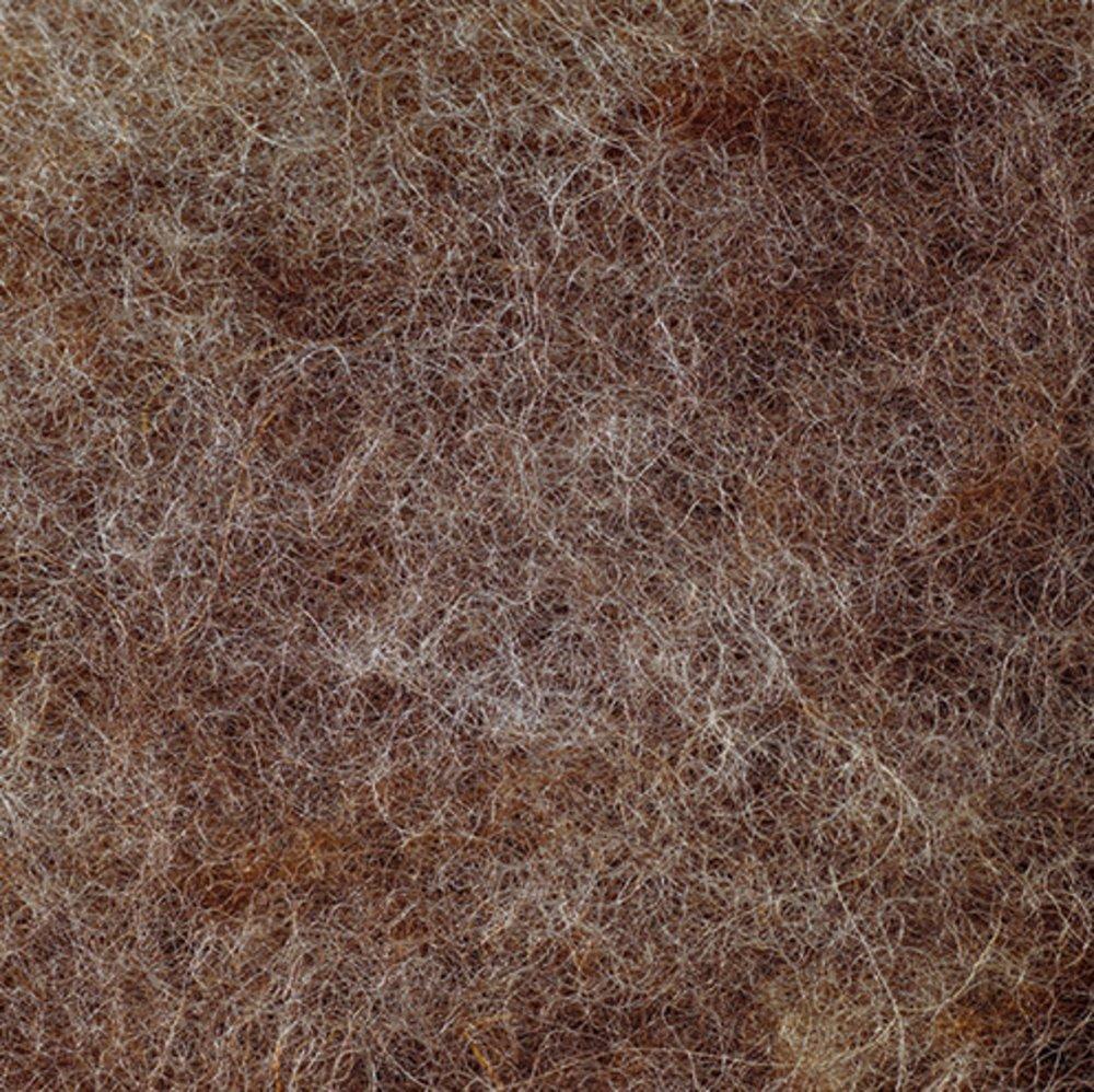 Efco 50 g Wool for Felting, Light Brown Mottled 1008076