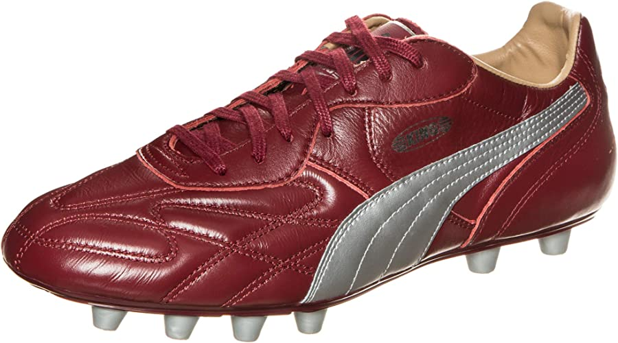 PUMA Men's King Top City Fg Football Boots: Amazon.co.uk ...