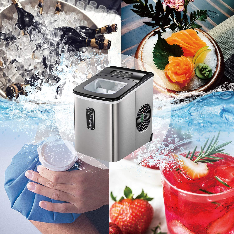 3 Cu Ft 2 Door Refrigerator White Magic Chef HVDR430WE National Brand 4