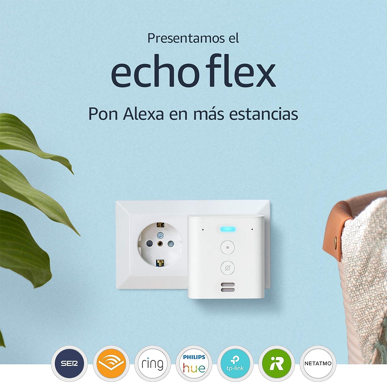 Amazon Echo Flex chollo