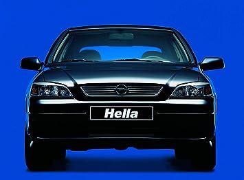 Hella 1eg 007 640 361 Hauptscheinwerfer Halogen H7 Hb3 Py21w W5w 12v Ref 17 5 Rechts Auto