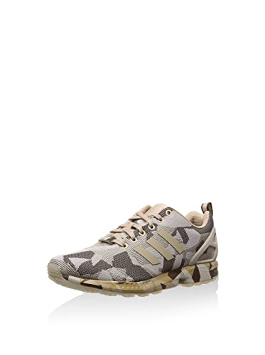 promo code d67ae c85a9 adidas Men s Zx Flux Sneakers Brown Size  5