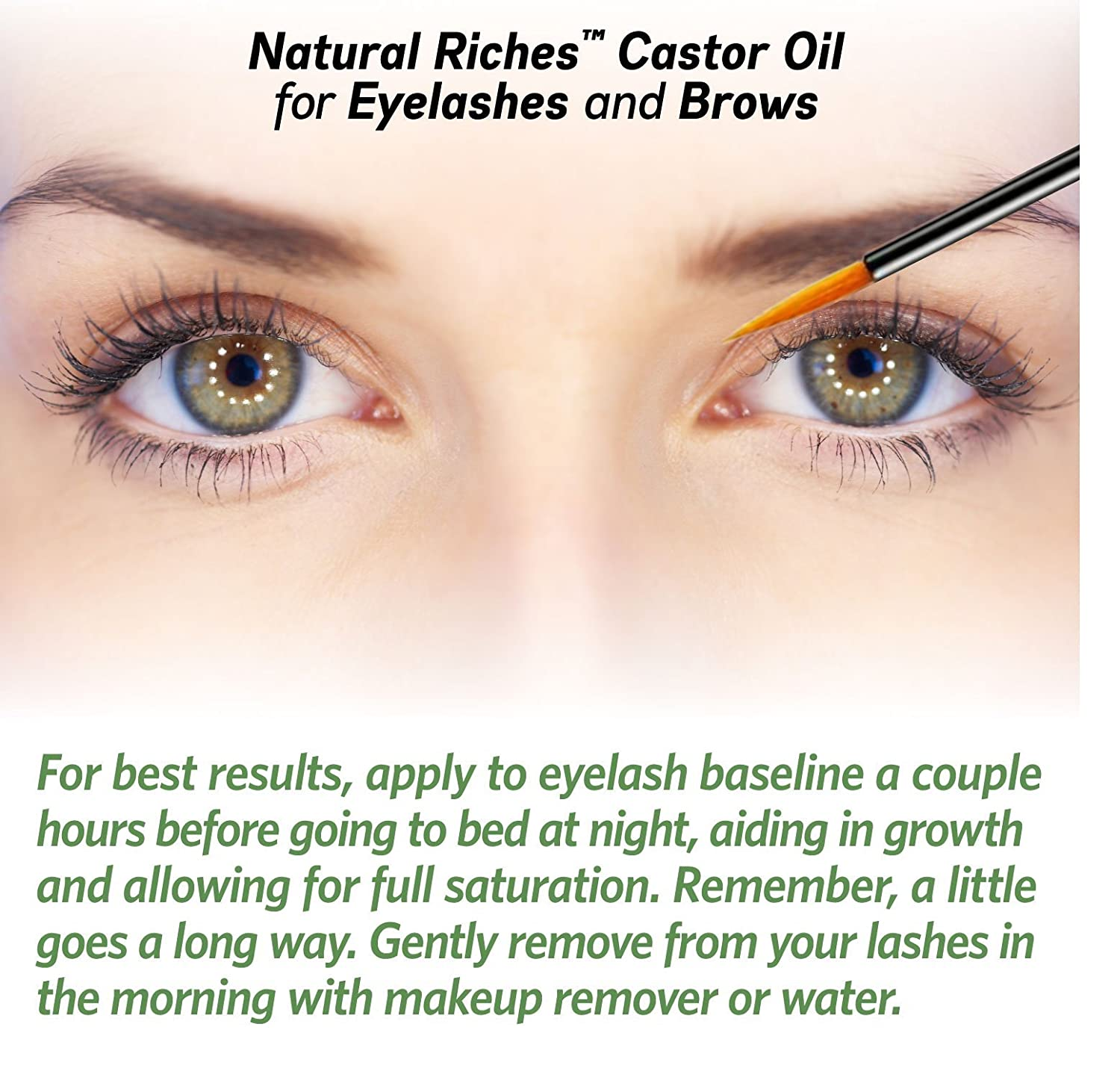 Best Care - Castor Oil for Eyelashes 58