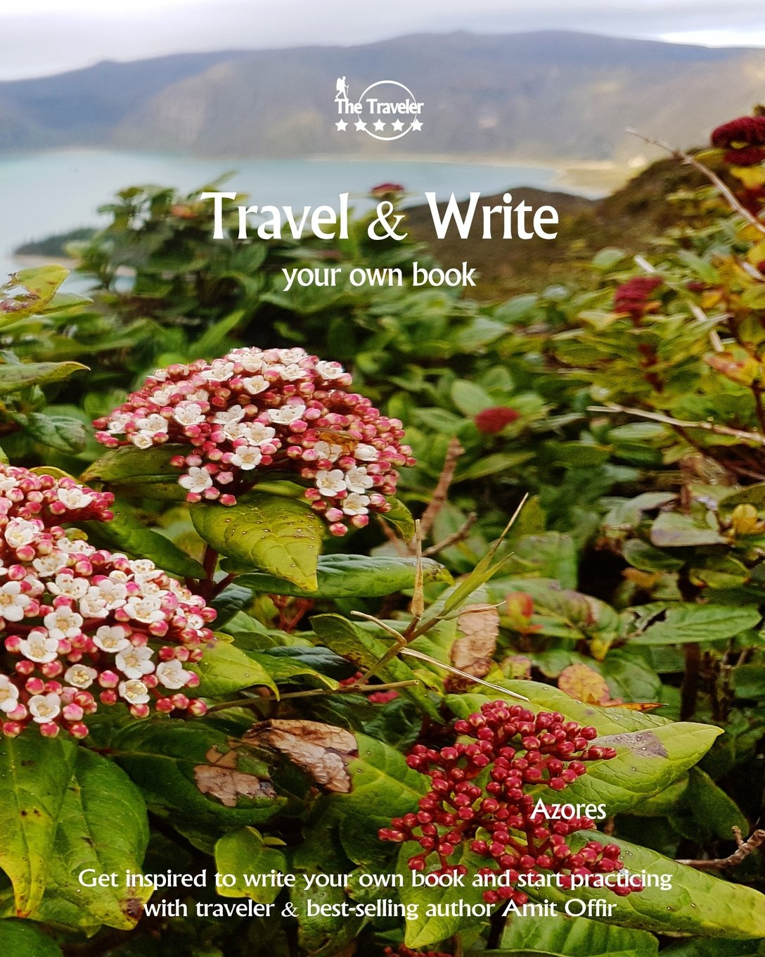 Download Travel & Write Your Own Book - Azores: Get inspired to write your own book and start practicing with traveler & best-selling author Amit Offir (Volume 20) pdf