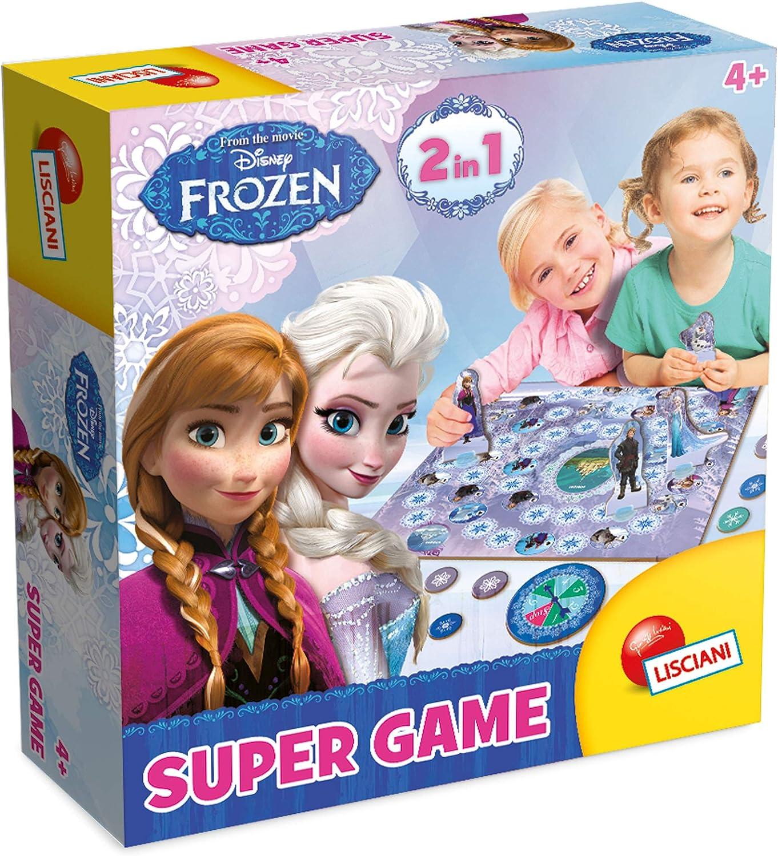 Color Baby - Juego de mesa Frozen (42103): Amazon.es: Juguetes y juegos