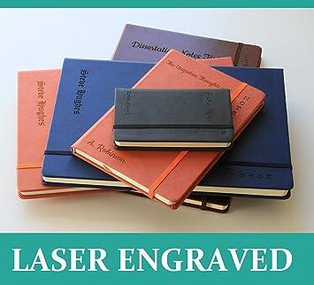 Personalisiertes Notizbuch stilvolles Design Tagebuch