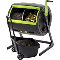 Maze 245lt Compost Tumbler with Cart