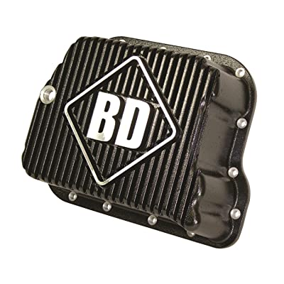 BD Diesel 1061501 Deep Sump Transmission Pan Holds 2 Quarts Incl. Pan w/Temp. Sending Unit Port/Pan Gasket/Magnetic Drain Plug//Hardware Deep Sump Transmission Pan: Automotive