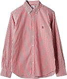 (コーエン) COEN 微起毛ギンガムチェックボタンダウンシャツ 75106058116