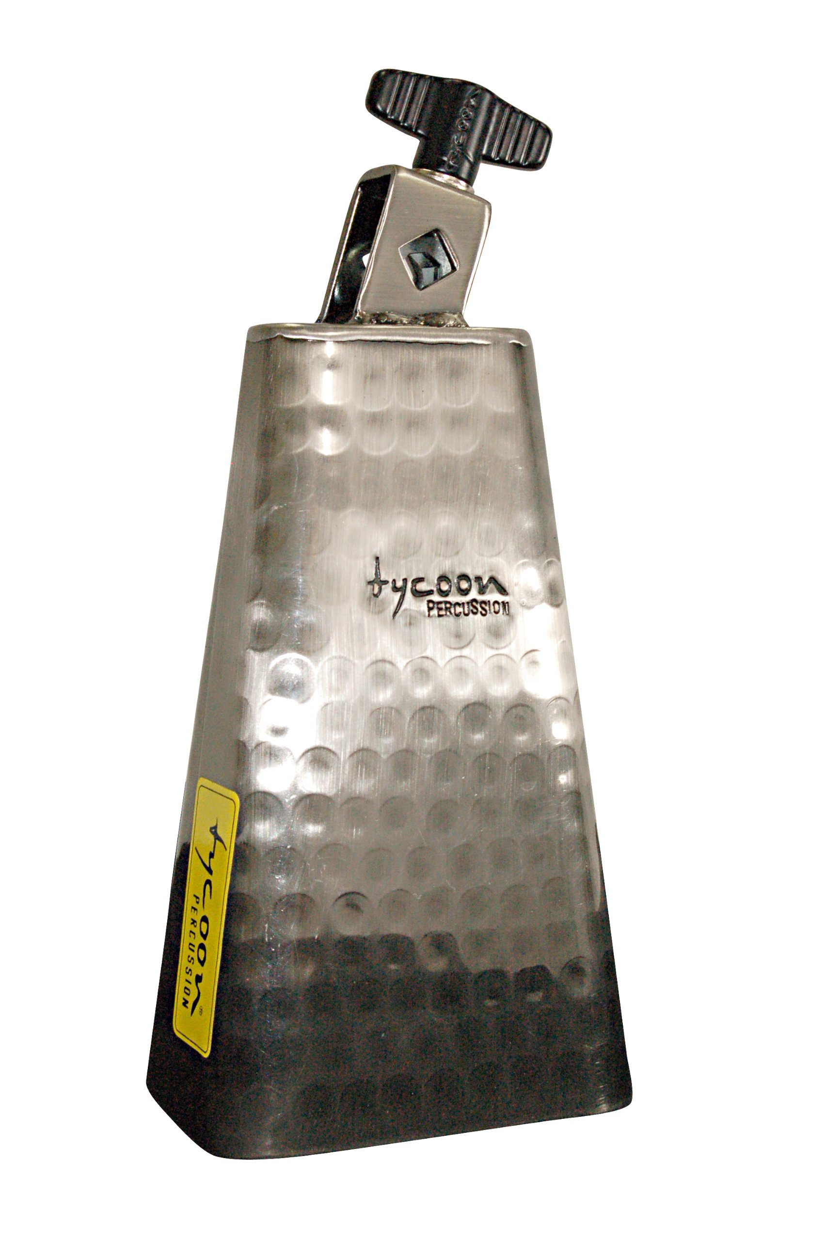 Tycoon 7'' Hand-Hammered Cowbell by Tycoon Percussion
