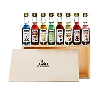 Miniature Gin Gift Set 40 ml (Pack of 8)