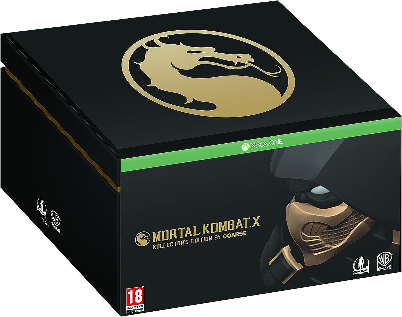Mortal Kombat X Imported Edition [Importación Inglesa]: Amazon.es: Videojuegos