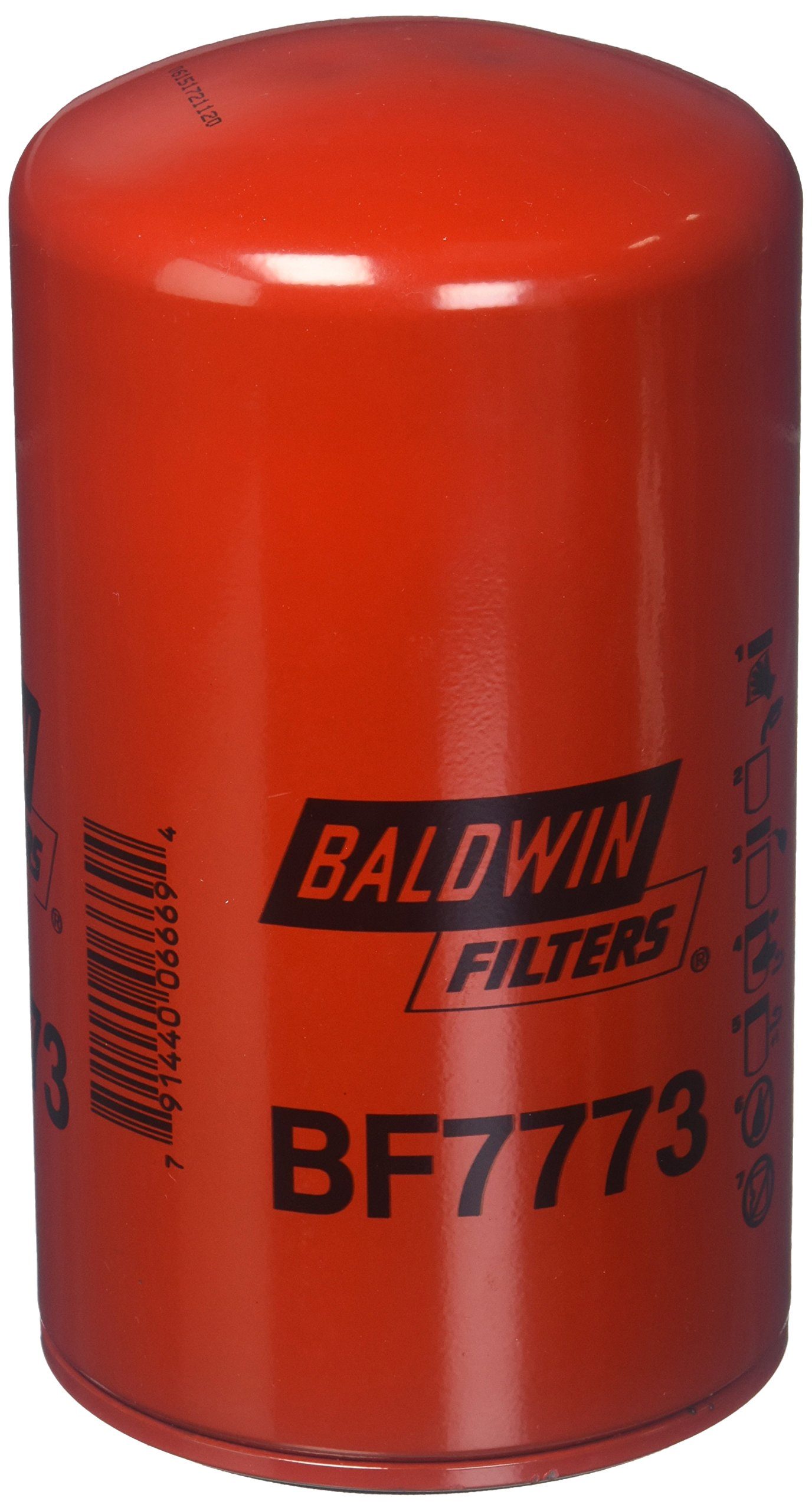 Baldwin BF7773 Fuel and Water Separator Element