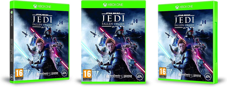 Star Wars Jedi Fallen Order - Xbox One [Importación italiana ...