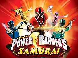 Watch Power Rangers Ninja Storm Season 1 | Prime Video