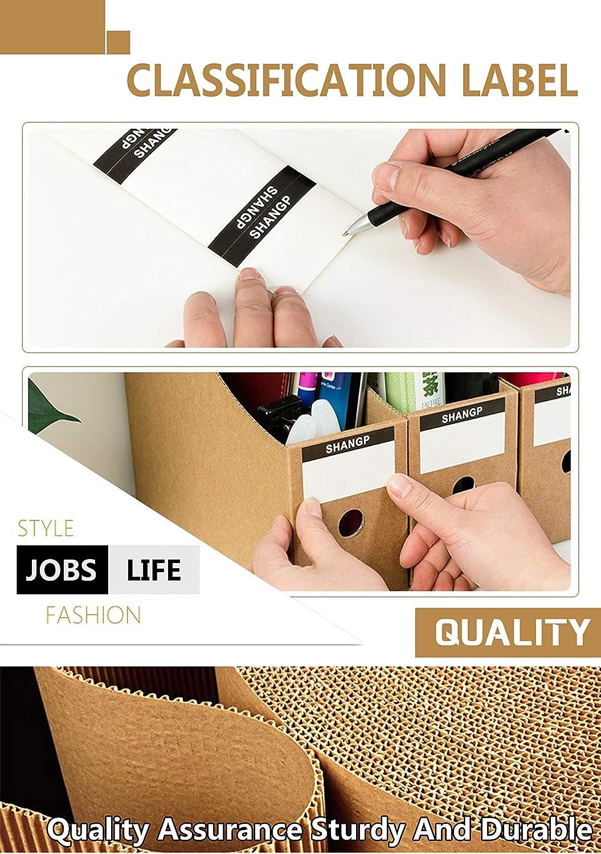 5 Packs, Black Betparent Contents Magazine File Holder Folder ...