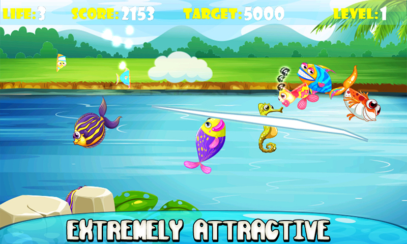 Ninja Fishing: Amazon.es: Appstore para Android