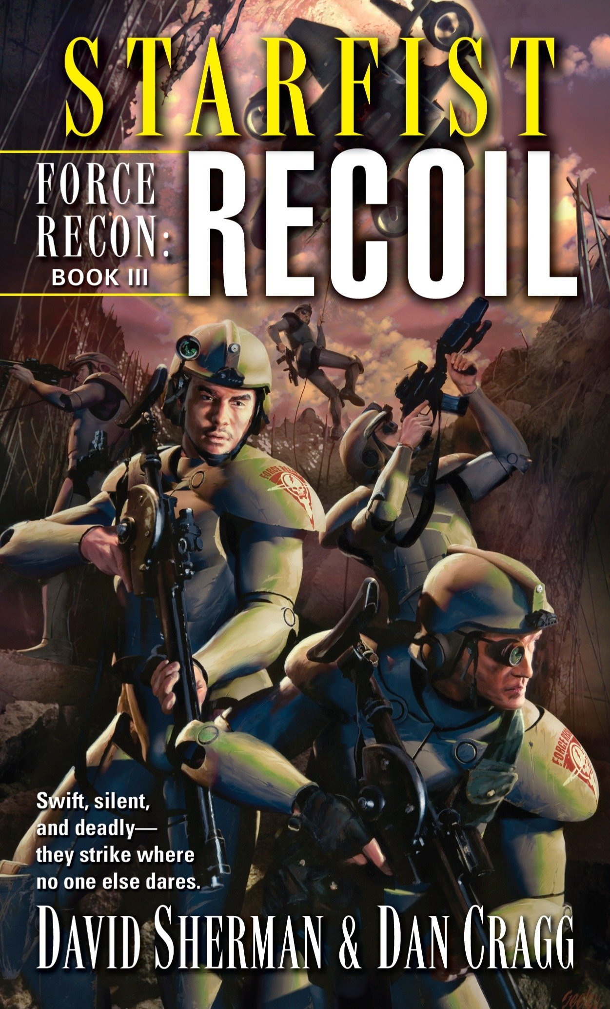 Read Online Starfist: Force Recon: Recoil PDF