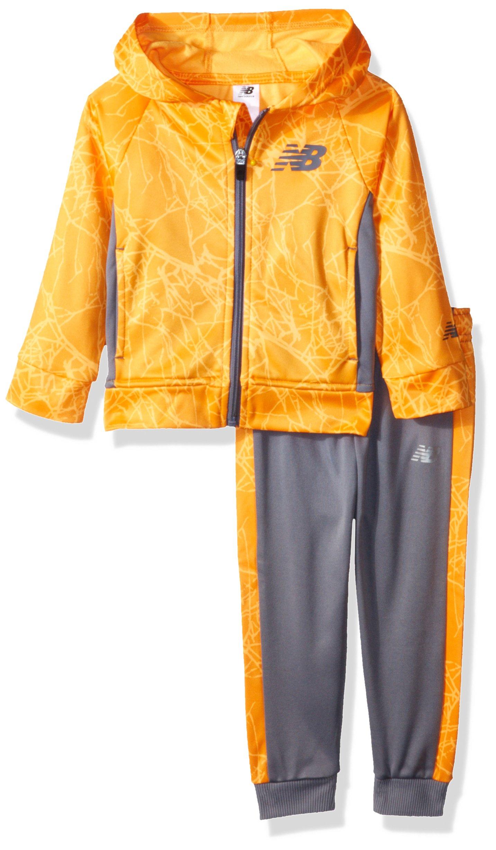 New Balance Boys' Toddler Athletic Jacket and Pant
