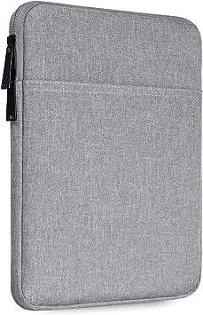 iPad Air 3 Sleeve 2019 Tablet Bag Surface Go 2018 New iPad 7 10.2// iPad Pro 10.5 11 Inch//iPad 6 5 4//9.7 Inch New iPad Tablet Sleeve Case for Samsung Galaxy Tab A 10.1 Inch//S6 10.5 Inch Grey