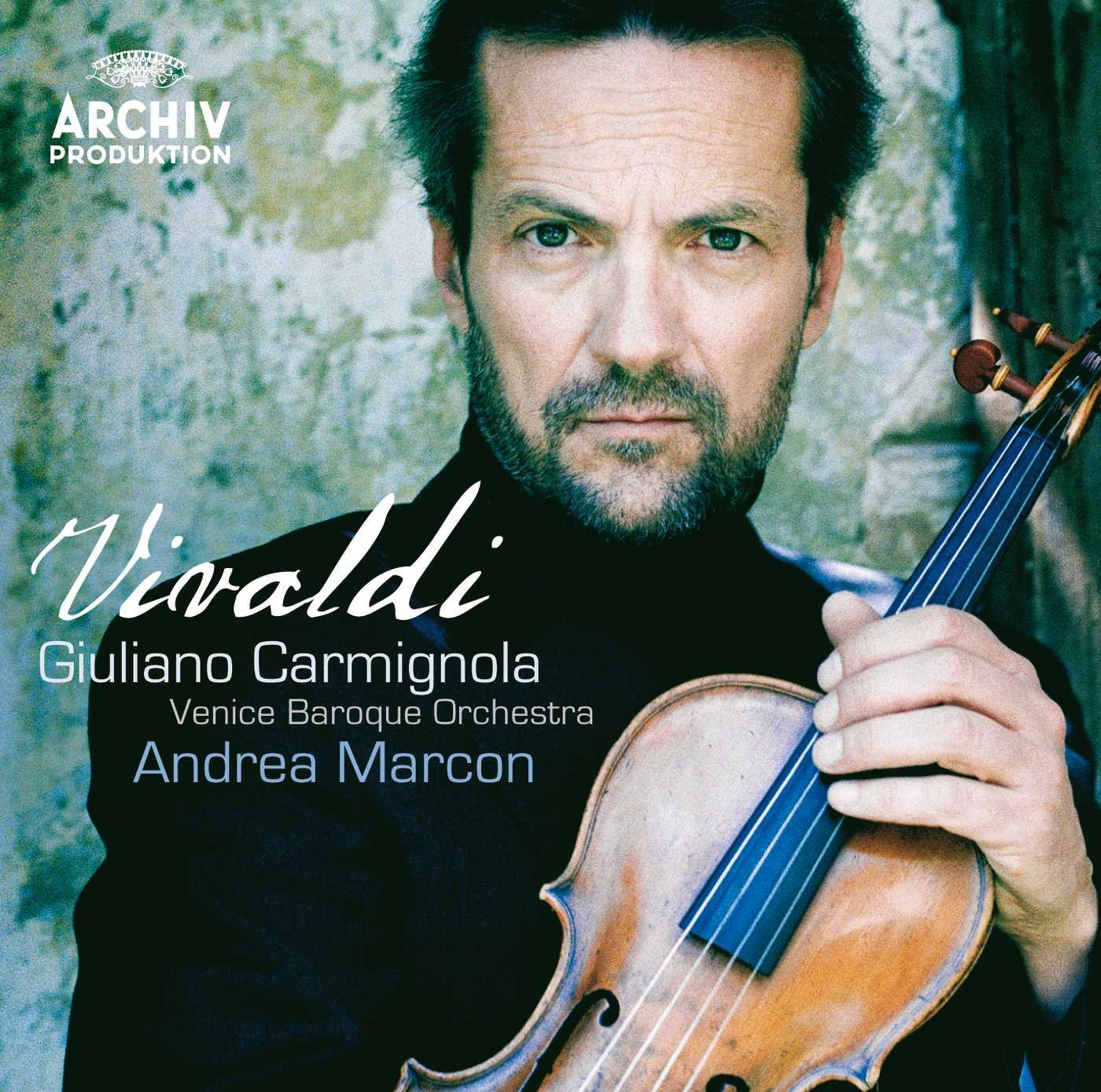 Vivaldi: Concertos - For Violin, Strings and Continuo by Archiv Produktion