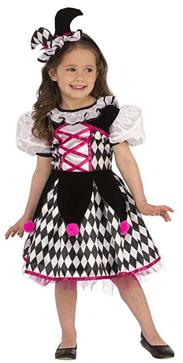 Rubie's Jester Girl Child's Costume, X-Small