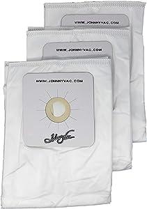 Genuine Johnny Vac Microfilter Hepa Vacuum Bags 440H