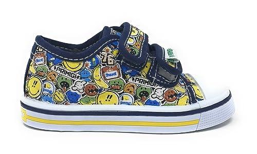 designer fashion a53b6 96a5b PRIMIGI Scarpa Sneaker Bambino Art. 1445711 Fantasia