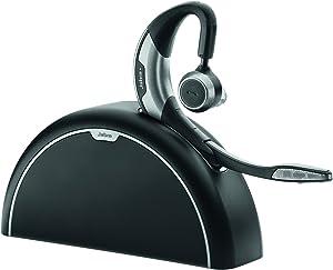 Jabra Motion UC with Travel & Charge Kit MS Wireless Headset/Music Headphones Black