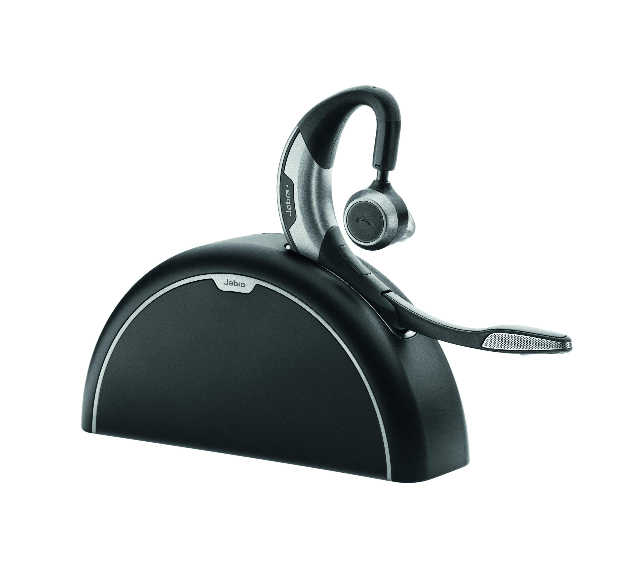 Jabra Motion UC Monaural Behind-the-Ear Bluetooth Headset