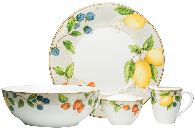 Red Vanilla Fruit Salad 5-Piece Completer Set FP005-005