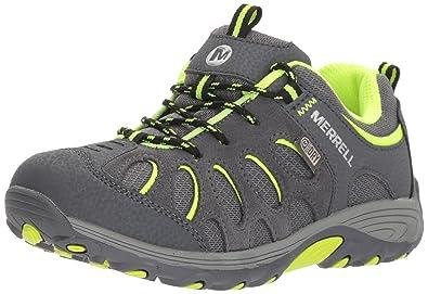6fe89f30 Merrell Kids' Chameleon Low Lace WTRPF Sneaker