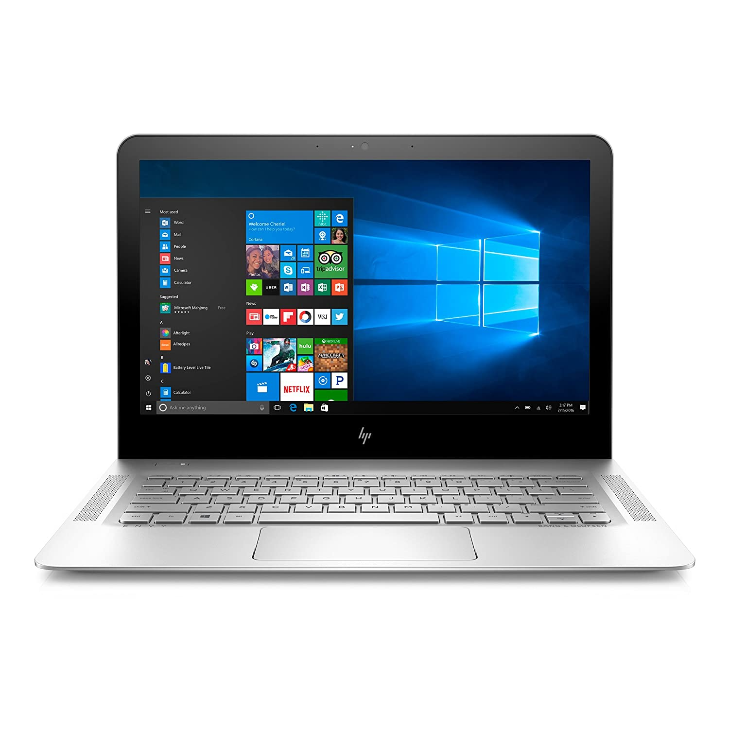 HP ENVY 13-ab016nr Notebook (Intel Core i5-7200U, 8GB RAM, 256GB...