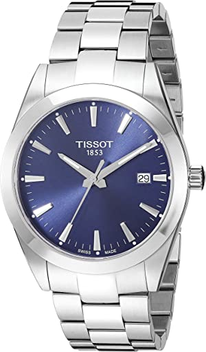 Tissot Dress Watch (Model: T1274101104100)