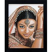 Unbekannt Zählmusterpackung Indische Frau Kit de punto