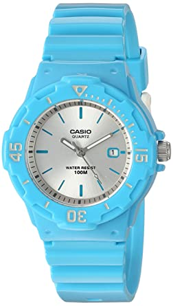 08f1ca842 Image Unavailable. Image not available for. Color: Casio Men's 'Classic' Quartz  Stainless Steel and Resin ...