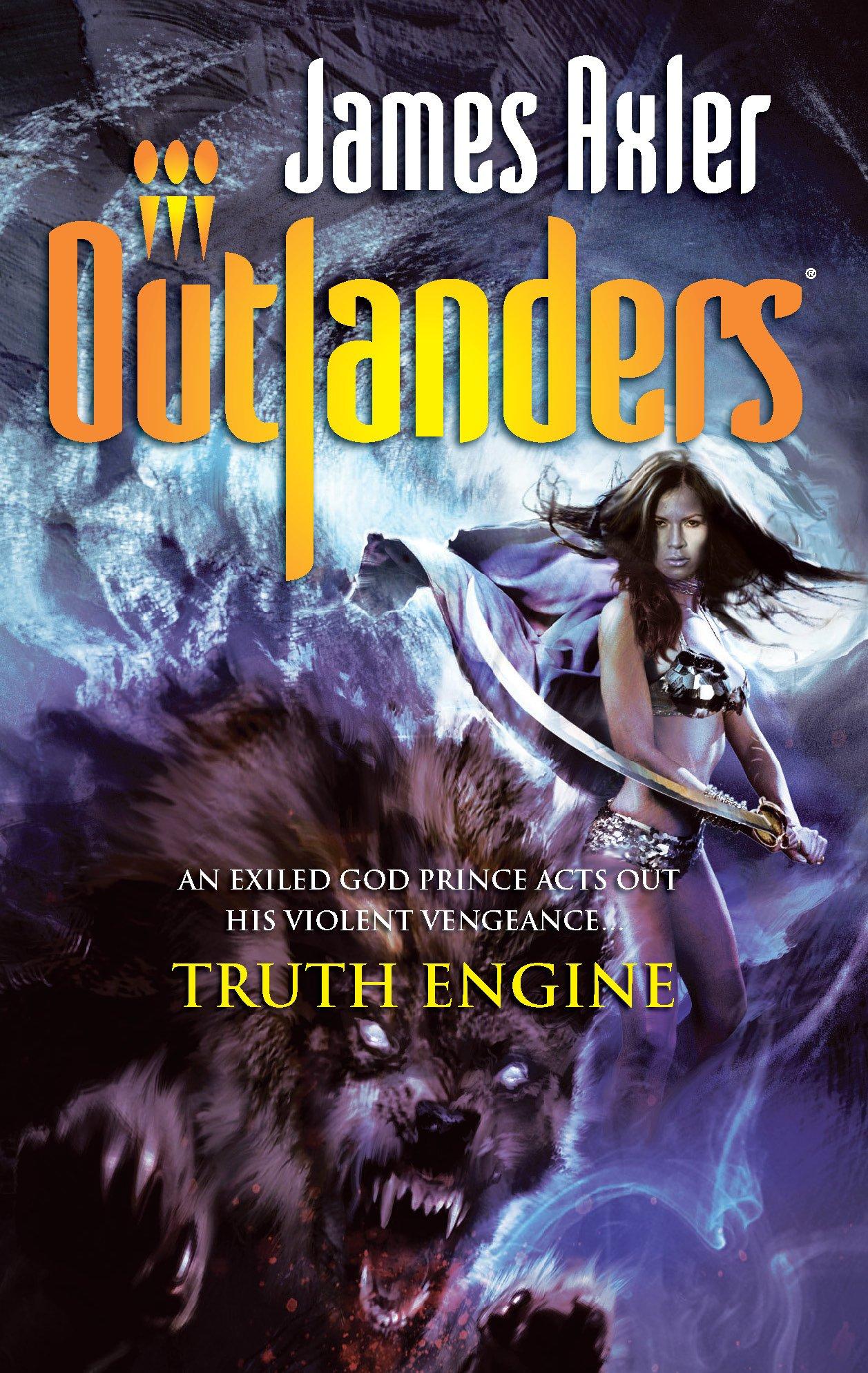 Truth Engine (Outlanders): Amazon.co.uk: James Axler: 9780373638710: Books
