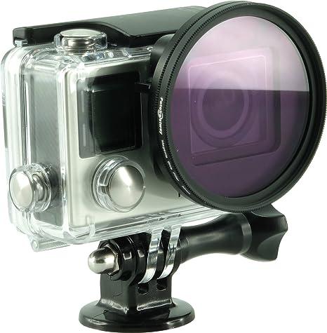 rollei filtri  Rollei Lens Filter Set - Filtri per Lenti per GoPro Hero:  ...