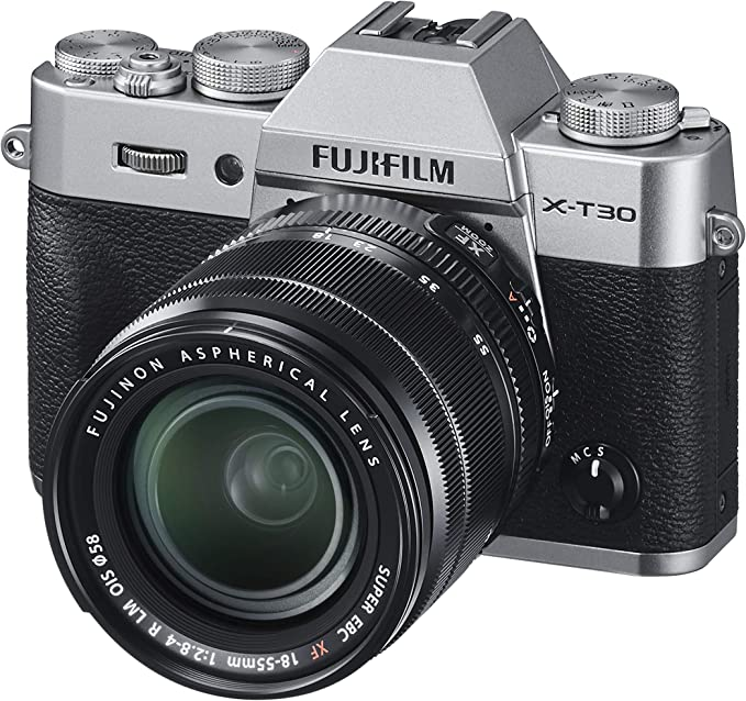 Fujifilm X-T30 Kit con Objetivo XF18-55mmF2.8-4 R LM OIS, Kit ...