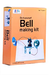 Buy do it yourself hydroelectricity educational toy kit online at a13 electric bell making kit do it yourself educational toy science project solutioingenieria Image collections